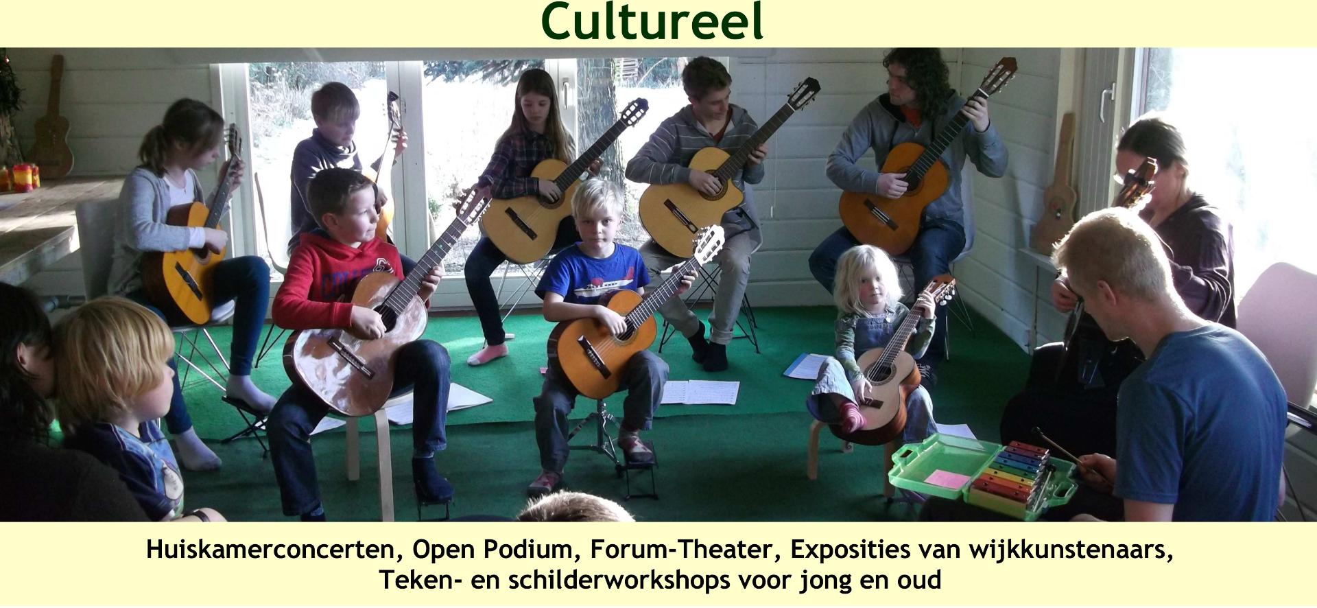 Cultureel