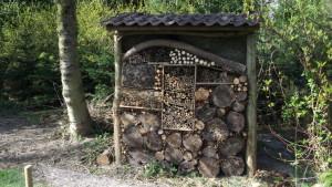 Project: uitbreiding buurttuin met insectenhotel