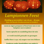 Flyer Lampionnenfeest