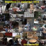 Fotocollage Oogstfeest HVB 21sep2014